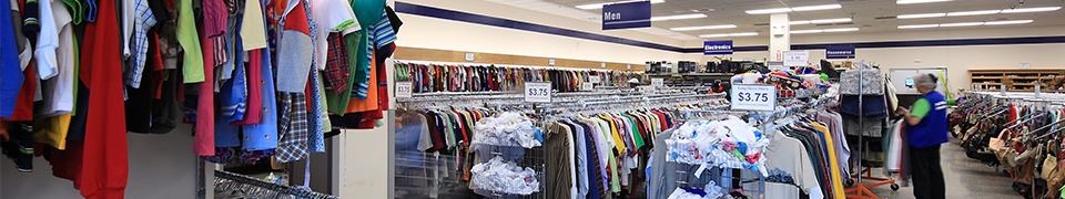 Volunteer with Goodwill